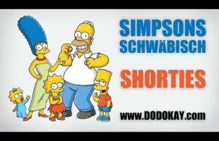 Die Simpsons – Trickfilmklassiker schwäbisch