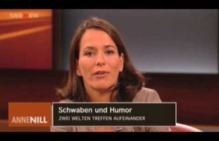 """Die Welt auf Schwäbisch – Best of """"Anne Nill"""" – Schwaben und Humor – SWR"""
