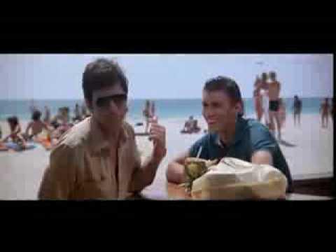 Scarface a la plage une vidéo Comédie et Humour Arab